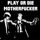 Lets play PULP FICTION by crazyowl