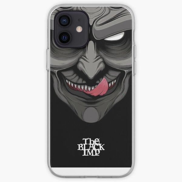 The Black Imp 01 iPhone Soft Case