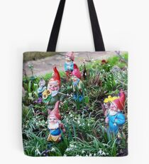 Garden Gnome VRS2 Tote Bag