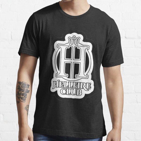 The Hellfire Club White Essential T-Shirt