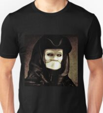 Spooky mask of Venetian tradition Unisex T-Shirt