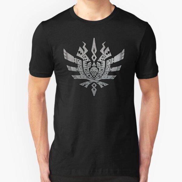 Monster Hunter 4 Ultimate Slim Fit T-Shirt