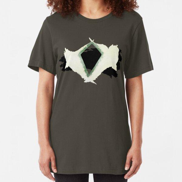 Sign Of The Khans - ABZAN Slim Fit T-Shirt