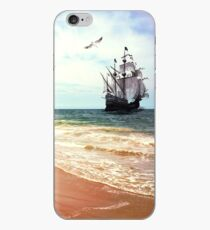 The Departure iPhone Case