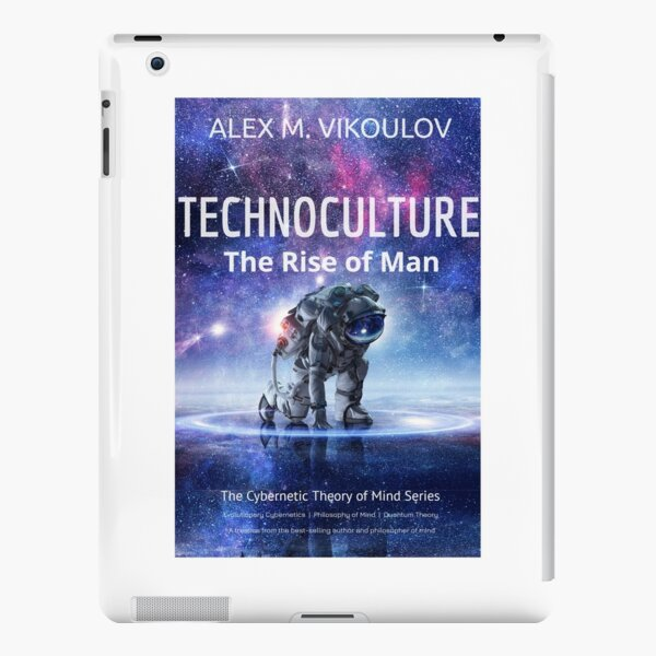 TECHNOCULTURE: The Rise of Man by Alex M. Vikoulov iPad Snap Case