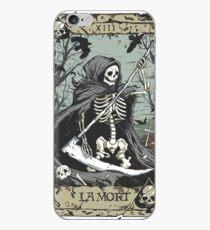 Todeskarte iPhone-Hülle & Cover