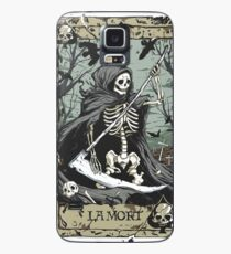 Death Card Case/Skin for Samsung Galaxy