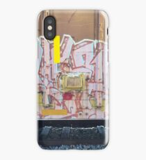 Train Graffiti Abstract iPhone Case/Skin