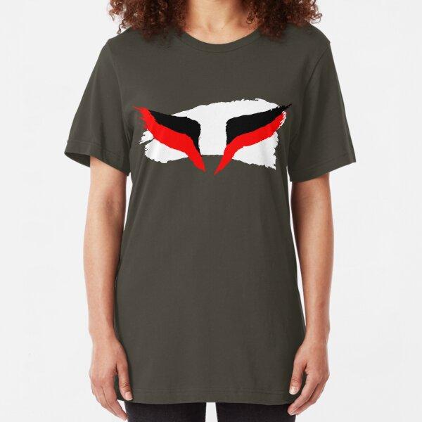 Sign Of The Khans - MARDU Slim Fit T-Shirt