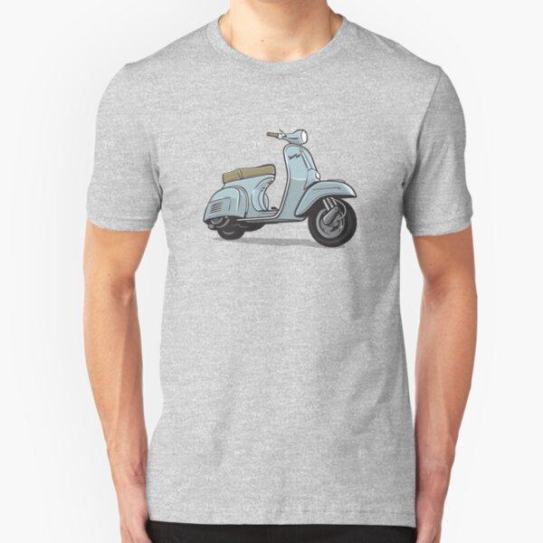 DoubleGood Vespa 150 Super Slim Fit T-Shirt