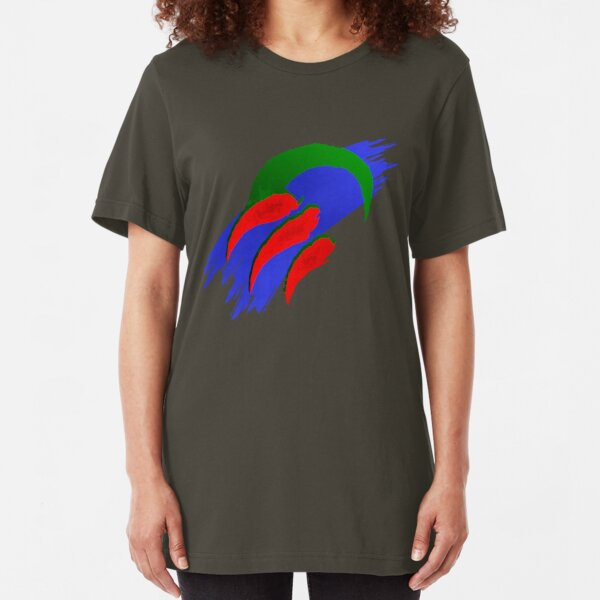Sign Of The Khans - TEMUR Slim Fit T-Shirt
