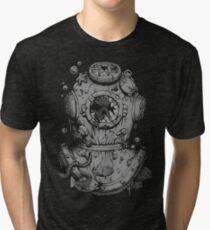 Dead Diver Tri-blend T-Shirt