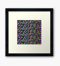 Randomly generated  Framed Print