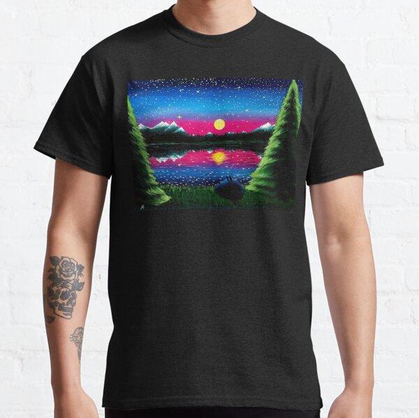 Summer's Final Moon Classic T-Shirt