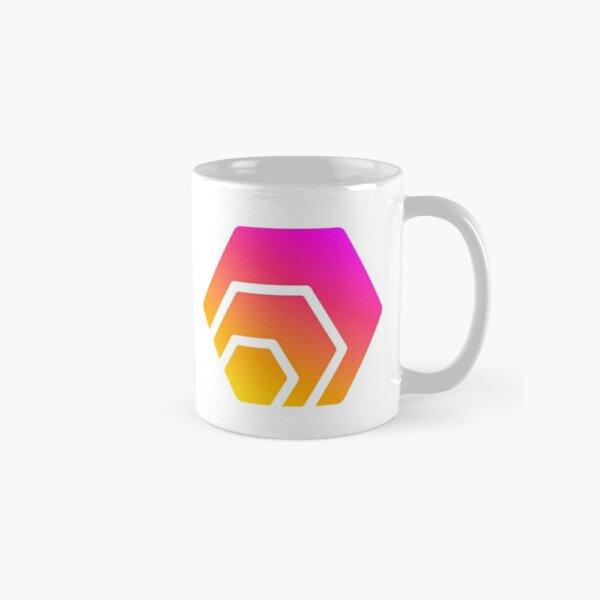 HEX Crypto Hexagon Logo Classic Mug