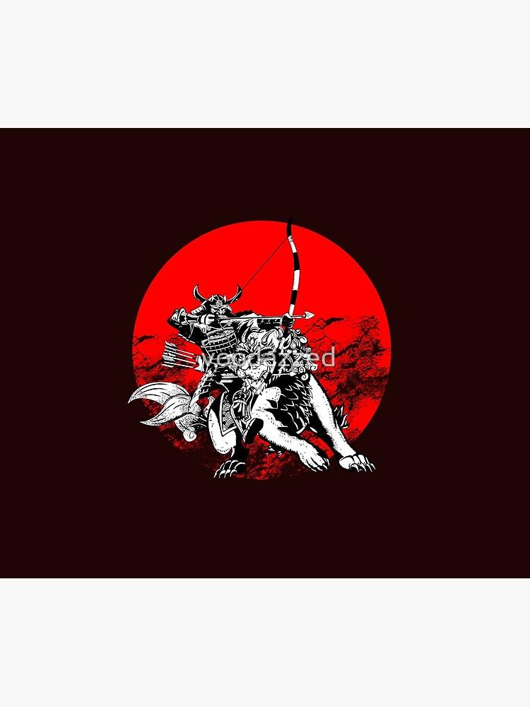 Samurai Tattoo by voodazzed