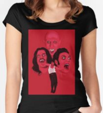 What We Do In The Shadows Fitted Scoop T-Shirt