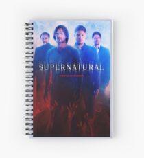 Cuaderno de espiral supernatural s10 Promo Poster