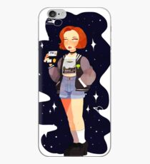 Super 90's Scully unlocked iPhone Case