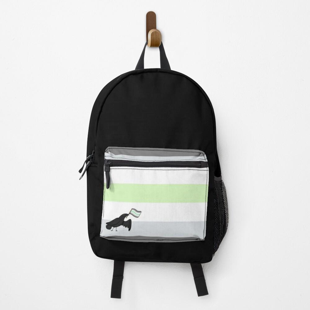 Pride Corvids - Agender Backpack