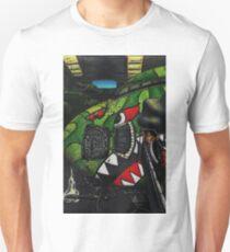 Shark Squadron Unisex T-Shirt