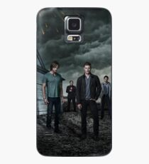 supernatural s9 Promo Poster Case/Skin for Samsung Galaxy