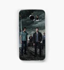 supernatural s9 Promo Poster Samsung Galaxy Case/Skin