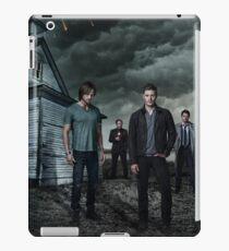 supernatural s9 Promo Poster iPad Case/Skin