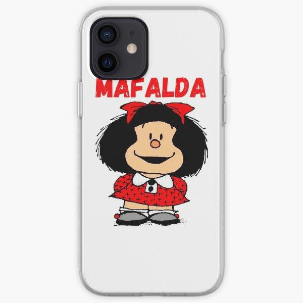Coques et étuis iPhone sur le thème Mafalda   Redbubble