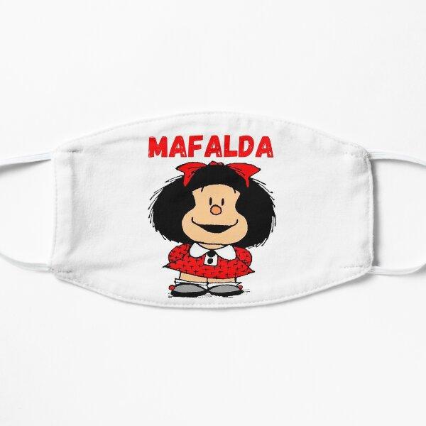 mafalda the world will adjust, mafalda triple Mascarilla plana