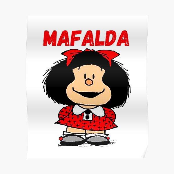 mafalda the world will adjust, mafalda triple Póster
