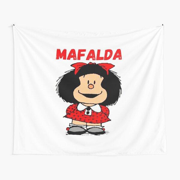 mafalda the world will adjust, mafalda triple Tela decorativa