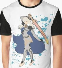 Corrin (Female) - Super Smash Bros Graphic T-Shirt