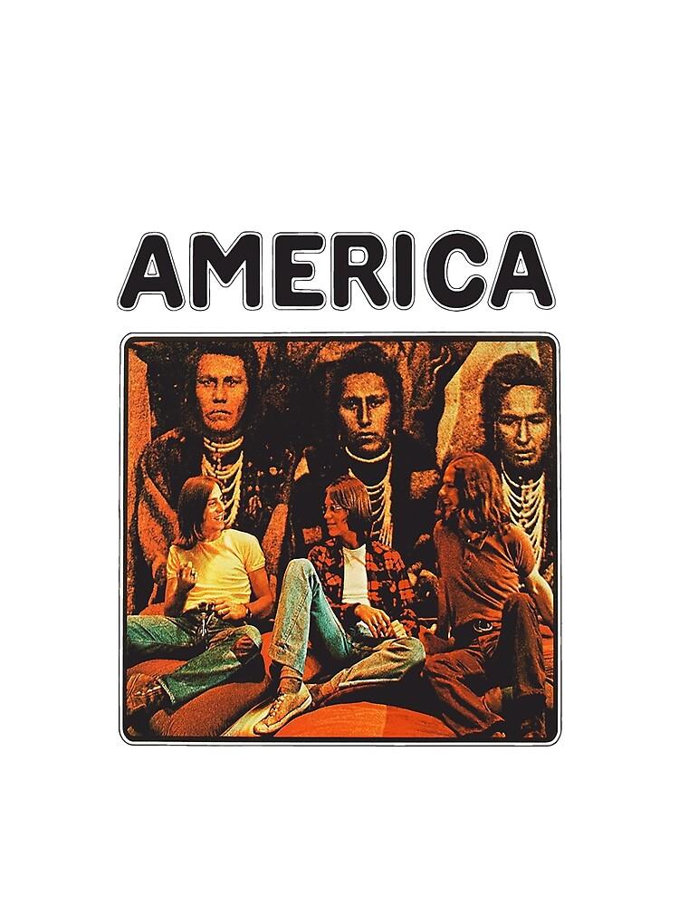 America 1971 band by DprintGB