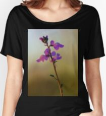 Blue Toadflax Women's Relaxed Fit T-Shirt