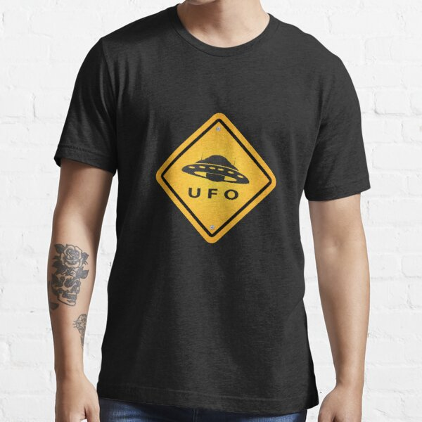 Señal ovni Camiseta esencial