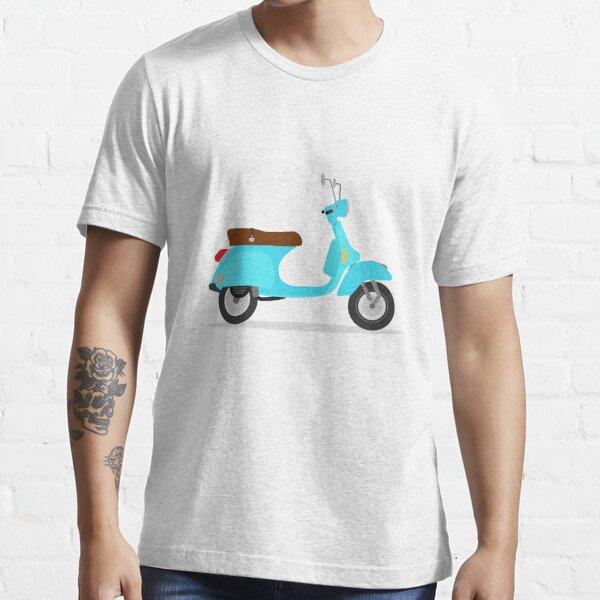 vespa vintage Camiseta esencial