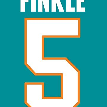 Ray Finkle Jersey – Laces Out, Ace Ventura, Dolphins by fandemonium