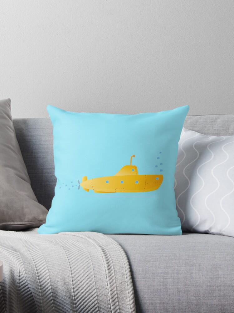 Yellow submarine by Alejandro Durán Fuentes