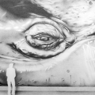 Whale eye by dystopia