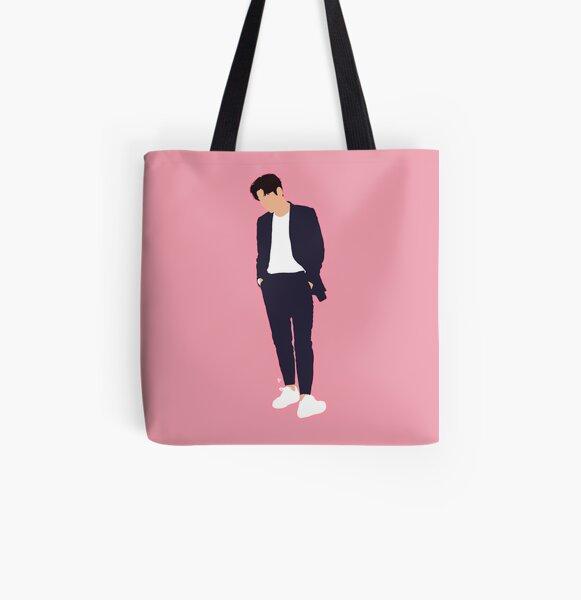 Ji Chang Wook Tote bag doublé