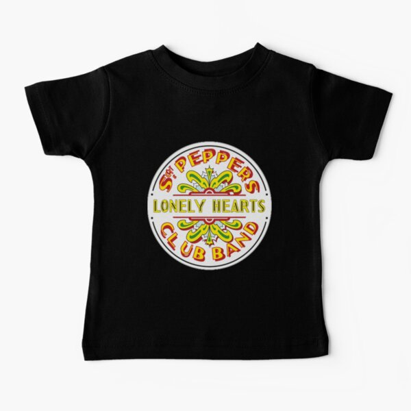 Sgt Peppers Beatles Baby T-Shirt