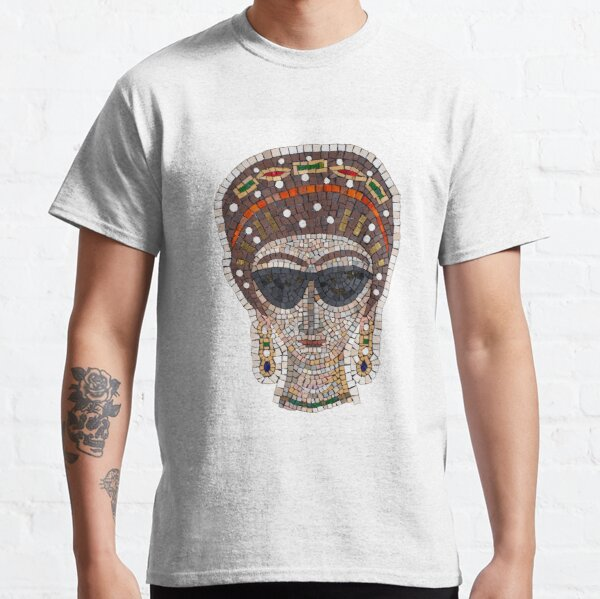 Empress Theodora incognito mosaic  Classic T-Shirt