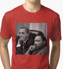 ObaMartin Tri-blend T-Shirt