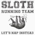 Sloth Running Team by TheBestStore