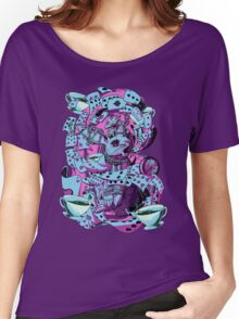 The white rabbit Women's Relaxed Fit T-Shirt