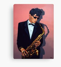 Herman Brood Painting Canvas Print