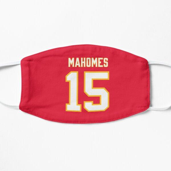 NFL Patrick Mahomes Kansas City Chiefs Jersey Mask