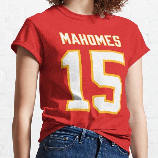 NFL Patrick Mahomes Kansas City Chiefs Jersey Classic T-Shirt