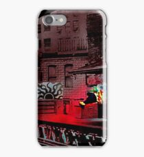 Nobody tells you where to go, baby iPhone Case/Skin